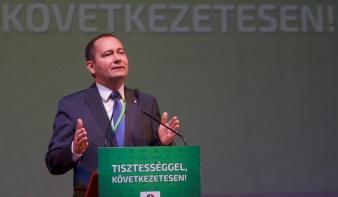 Szilágyi Zsolt maradt az EMNP elnöke