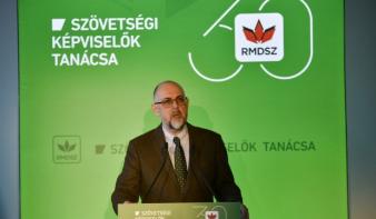 Az RMDSZ támogatja az előrehozott választásokat