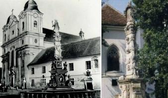 Visszakerülhet a belvárosba Kolozsvár legrégebbi köztéri alkotása