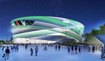 A Ferencvárosé lesz a Népliget mellett épülő szuperaréna