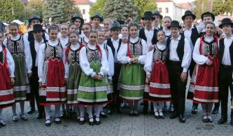 Varga Orsolya, a Petőfi Sándor Program nagybányai ösztöndíjasának beszámolója