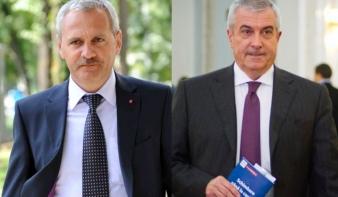 Dragnea lett a képviselőház, Tăriceanu pedig a szenátus elnöke