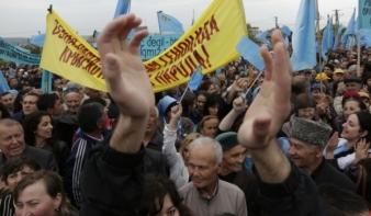 Nemzeti-területi autonómiát követelnek a krími tatárok
