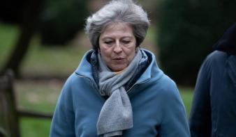Theresa May: Valószínűbb a Brexit elmaradása, mint a megállapodás nélküli kilépés