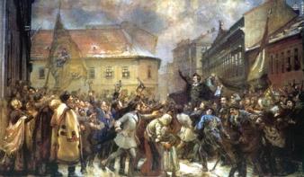 BALOGH BÉLA: 1848-1849 NAGYBÁNYÁN