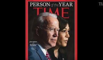 Biden és Harris lett az év embere a Time magazin szerint