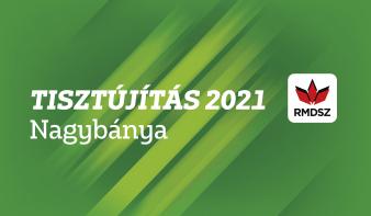 Az RMDSZ Nagybánya központú Területi szervezete tisztújítást hirdet a Nagybányai Városi Szervezetben