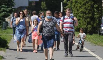 Több erdélyi megyében is növekvőben a fertőzések száma