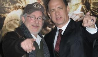 Újra összeállt Tom Hanks és Steven Spielberg