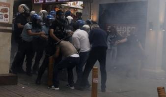Törökország újra forrong