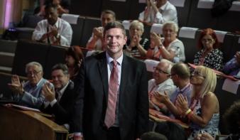 Tóth Bertalan az MSZP új elnöke