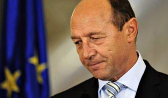 Băsescu visszaküldte a tb-csökkentési törvényt a parlamentnek