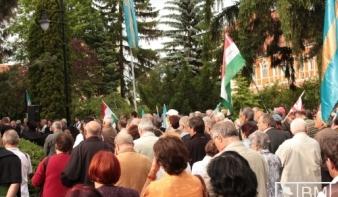 Bírság a magyar himnusz elénekléséért
