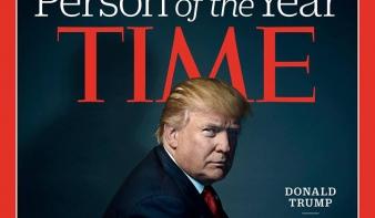 Donald Trump az év embere a Time szerint