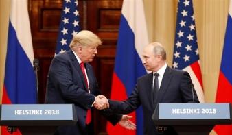 Trump-Putyin találkozó Helsinkiben