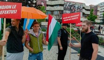 Újabb tüntetést szerveznek Úzvölgyéért, ezúttal Sepsiszentgyörgyön