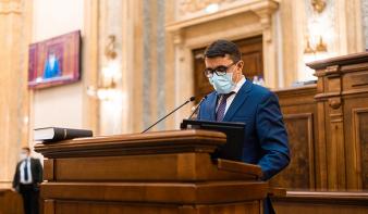 Turos Lóránd: az RMDSZ részéről soha nem merült fel az AUR-ral való együttműködés lehetősége