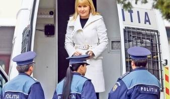 Hat év letöltendőt kapott alapfokon Elena Udrea