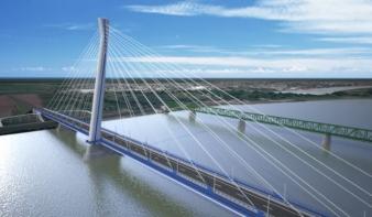 Ilyen lesz a Duna-híd