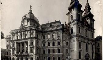 Újjáépülnek a háború következtében eltűnt kupolák és épületdíszek