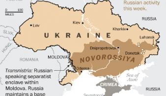 Putyin elszólta magát: ismét létrehozná Új-Oroszországot?
