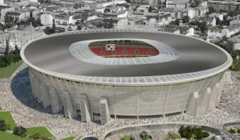 Így fog kinézni a 100 milliárdos új Puskás Stadion