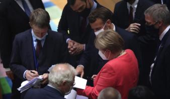 Megállapodtak a költségvetésről az uniós csúcson