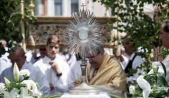 """""""Lelki olimpia"""" lesz a budapesti Nemzetközi Eucharisztikus Világkongresszus"""
