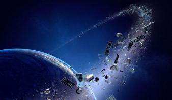 Íme a megoldás, hogyan lehetne eltakarítani az űrszemetet