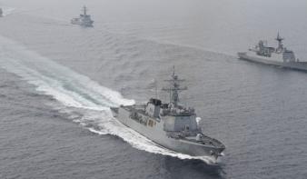 Hajórajt indított Észak-Korea partjaihoz az USA