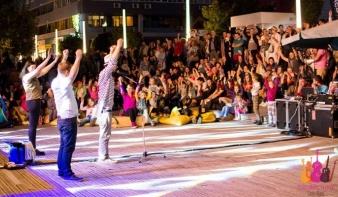 Megvan az Utcazene Fesztivál hivatalos programja