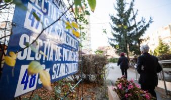 Hátat fordítottak az erdélyi magyarok a román politikai elitnek
