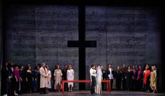 Vastaps A varázsfuvola premierjén a Kolozsvári Magyar Operában