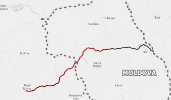 Törvény írja elő a Marosvásárhely-Iaşi autópálya megépítését