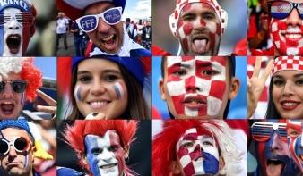 2018-as foci-vb: Franciaország másodszor világbajnok