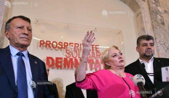Lemondott pártelnöki tisztségéről Viorica Dăncilă