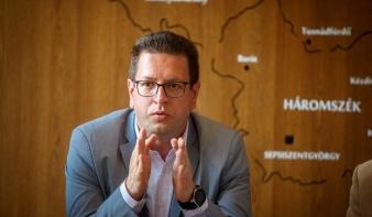 Vincze Loránt EP-képviselőjelölt: ha elvész a képviselet súlya, bármi történhet Romániában