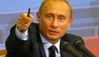 Putyin aláírta a Krímet független államként elismerő rendeletet
