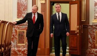 Lemondott az orosz kormány