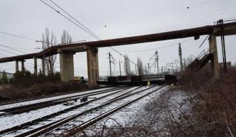 Megszakadt a vasúti összeköttetés Erdély és Bukarest között