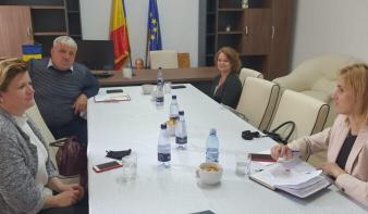 Munkalátogatáson vett részt Máramaros megyében Bogya Anna államtitkár