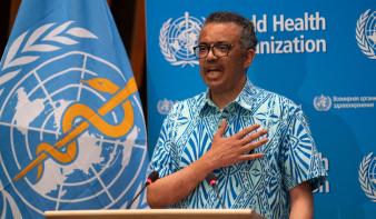WHO: Rekordszámú új koronavírus-fertőzött egy nap alatt