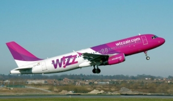 A Wizz Air új járatokat indít Kolozsvárról