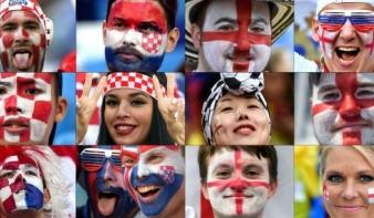 Történelmi horvát siker: világbajnoki döntőt játszanak a franciák ellen