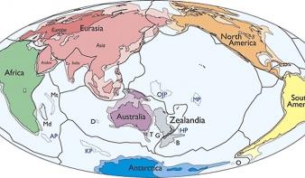 Új kontinens: felfedezték Zélandiát
