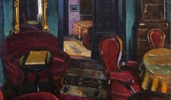 Tízezer eurókat is fizetnek már erdélyi festményekért