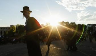 Mindenki jiddisül beszél, és sokan magyarnak vallják magukat