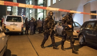Lövöldözés volt Zürichben is egy iszlám központnál