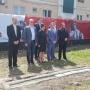 Egymillió euróból felépülő új stúdiószínház alapkövét helyezték el Szatmárnémetiben