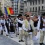 """Bukarestben tüntettek a """"magyar elnyomás"""" ellen a székelyföldi románok"""